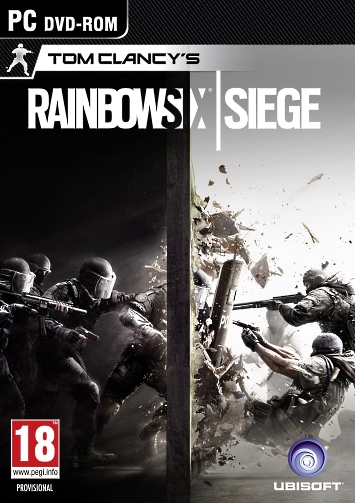 Tom Clancy's Rainbow Six: Siege [Update 5] (2015) PC | Steam-Rip от Fisher