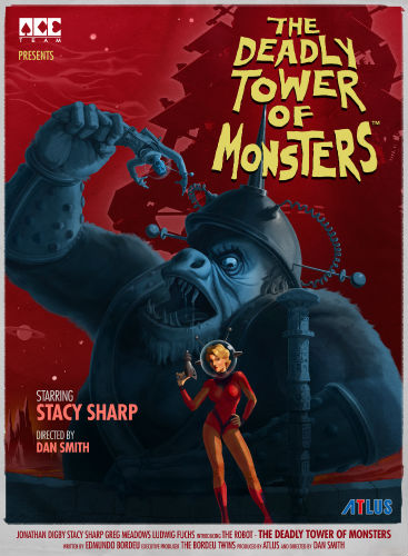 The Deadly Tower of Monsters (2016) PC | Лицензия
