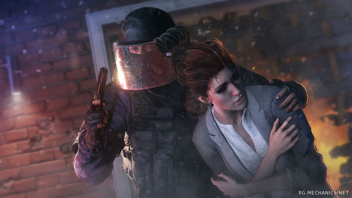 Скриншот 1 к игре Tom Clancy's Rainbow Six: Siege [Update 5] (2015) PC | Steam-Rip от Fisher
