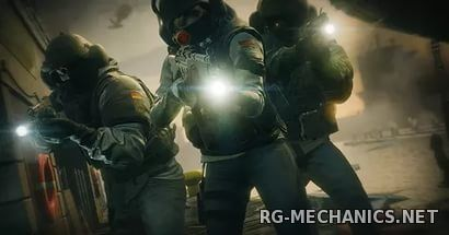 Скриншот 3 к игре Tom Clancy's Rainbow Six: Siege [Update 5] (2015) PC | Steam-Rip от Fisher
