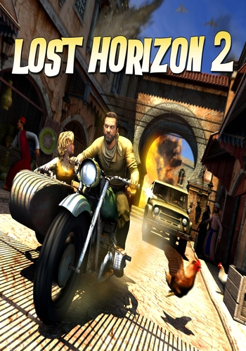 Lost Horizon 2 (2015) PC | Repack