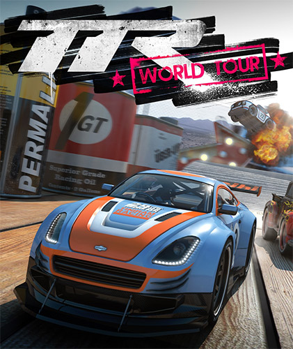Table Top Racing: World Tour [Update 1 + DLC] (2016) PC | RePack от FitGirl