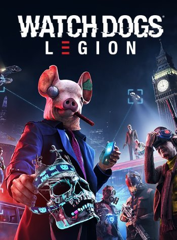 Watch Dogs Legion (2020)