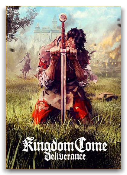 Обложка к игре Kingdom Come: Deliverance - Royal Edition (v.1.9.6-404-504u (43503) +DLC) (2018) RePack от R.G. Механики