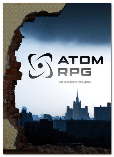 ATOM RPG: Post-apocalyptic indie game (v 1.17) (2018) скачать торрент RePack от xatab
