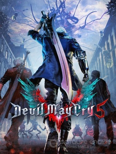 Devil May Cry 5 - Deluxe Edition (1.0 build 5962864+DLC) (2019) RePack от R.G. Механики