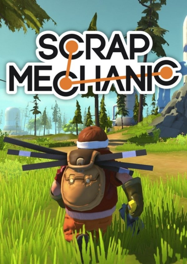 Scrap Mechanic v.0.4.7 [Portable] (Early Access) (Early Access)
