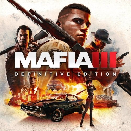 Обложка к игре Mafia III: Definitive Edition (2020)