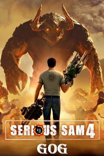Serious Sam 4: Deluxe Edition v.1.04 [GOG] (2020) (2019)