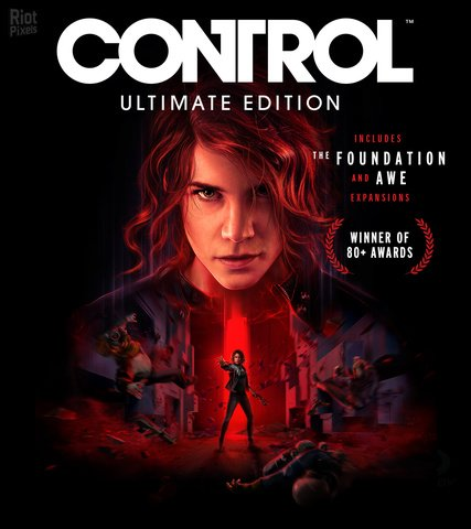 Обложка к игре Control: Ultimate Edition [Update 1 (41028)] (2020)